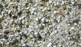 pebbledash-wall